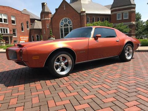 1972 Pontiac Firebird for sale in Riverhead, NY