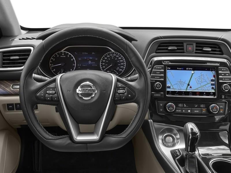 2016 Nissan Maxima 6