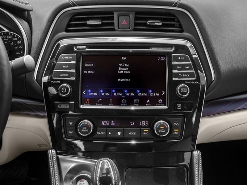 2016 Nissan Maxima 9