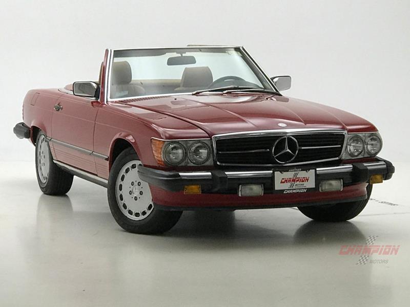 1987 Mercedes-Benz 560-Class 62