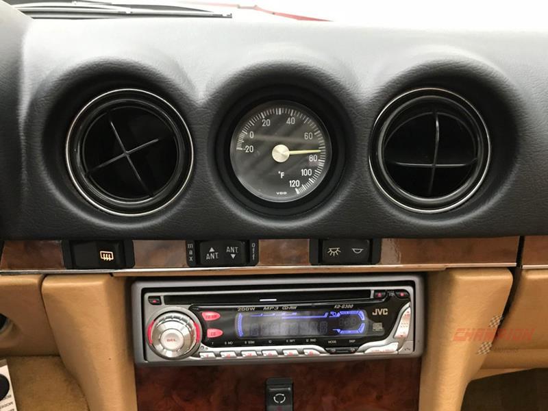 1987 Mercedes-Benz 560-Class 25