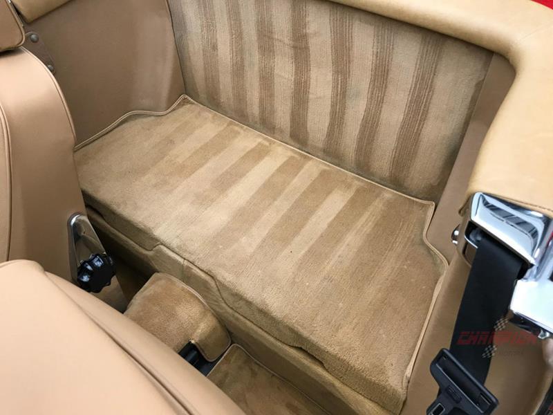 1987 Mercedes-Benz 560-Class 34