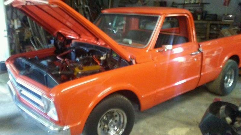 1967 Chevrolet C/K 20 Series