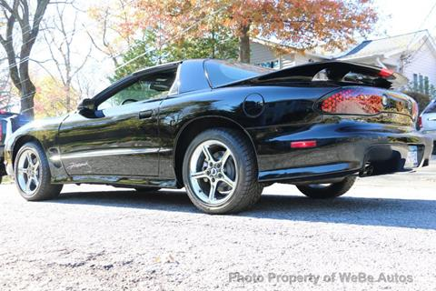 2000 Pontiac Firebird for sale in Calverton, NY
