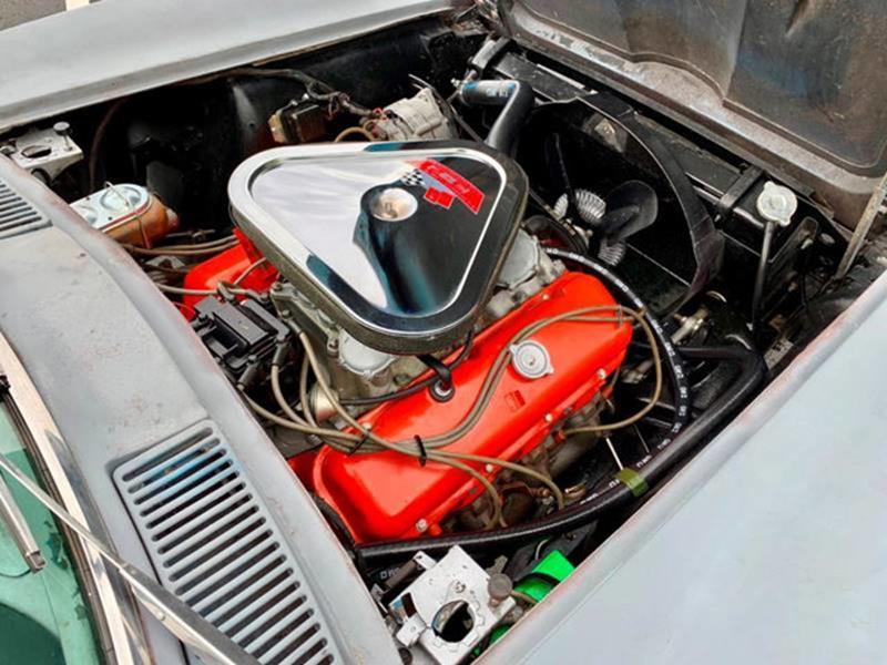 1967 Chevrolet Corvette 65