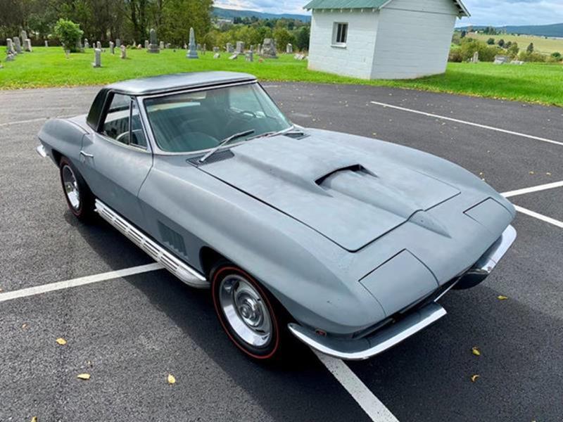 1967 Chevrolet Corvette 20