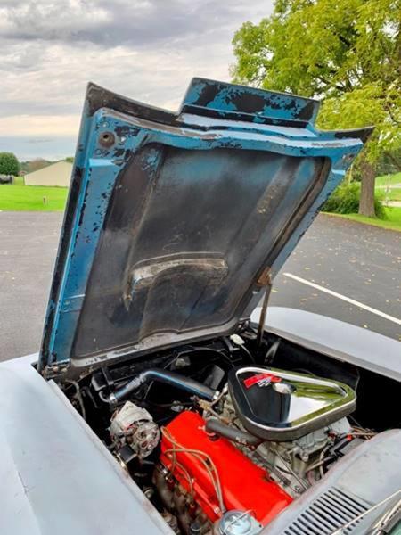 1967 Chevrolet Corvette 57