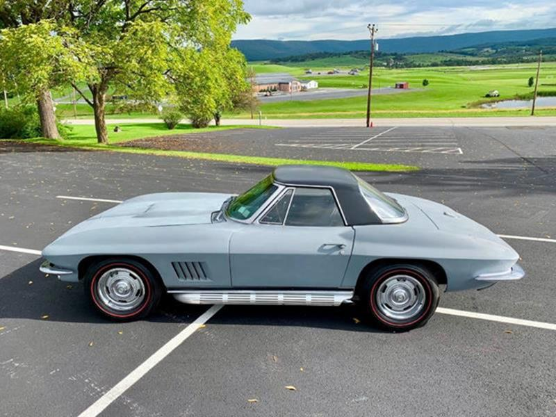 1967 Chevrolet Corvette 5