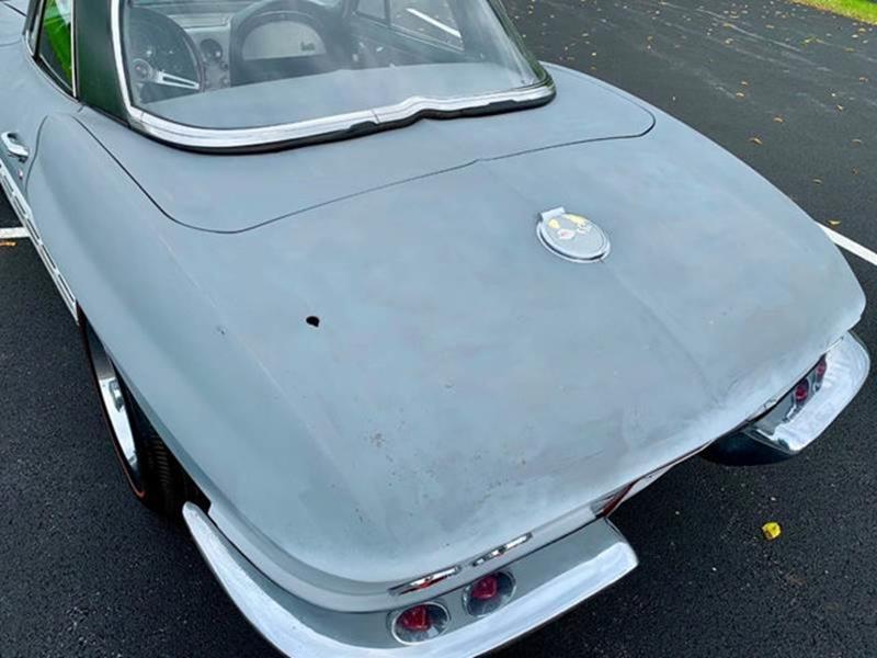 1967 Chevrolet Corvette 37