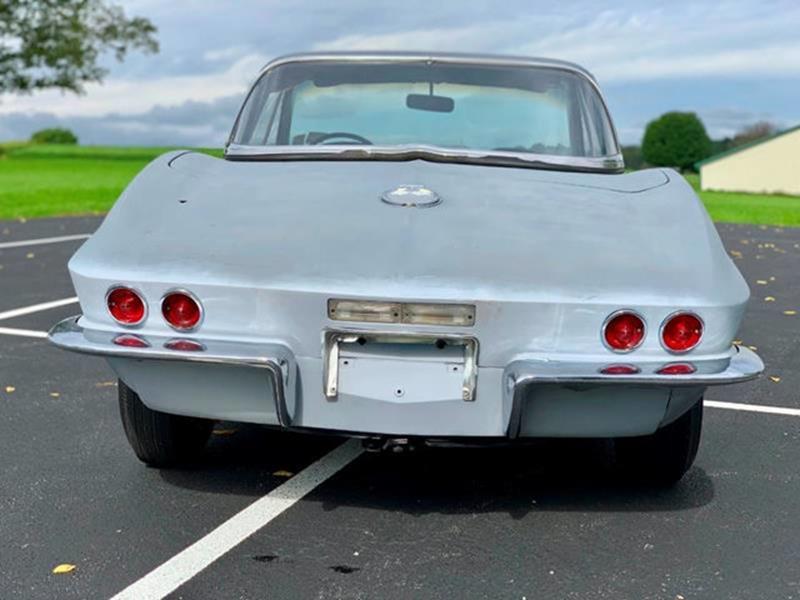 1967 Chevrolet Corvette 10