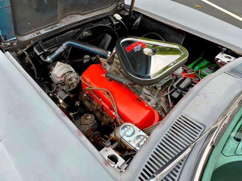 1967 Chevrolet Corvette 59