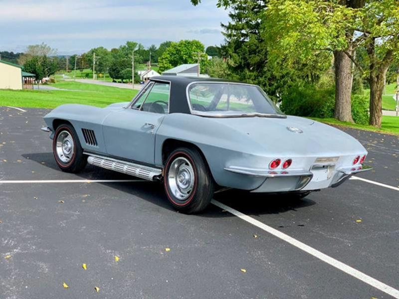 1967 Chevrolet Corvette 7