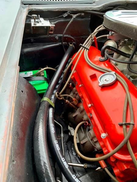 1967 Chevrolet Corvette 70