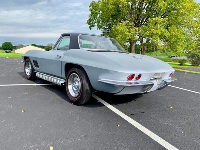 1967 Chevrolet Corvette 9
