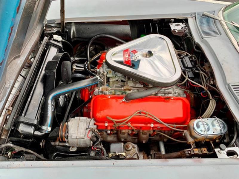 1967 Chevrolet Corvette 60