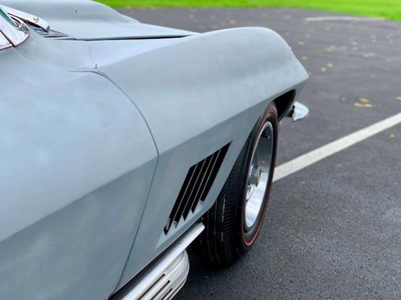 1967 Chevrolet Corvette 50