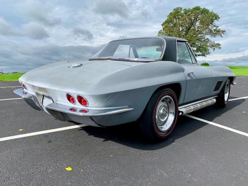 1967 Chevrolet Corvette 15