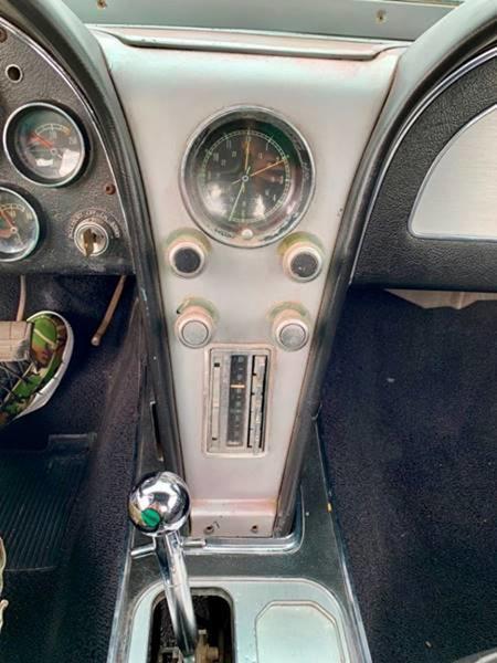 1967 Chevrolet Corvette 99