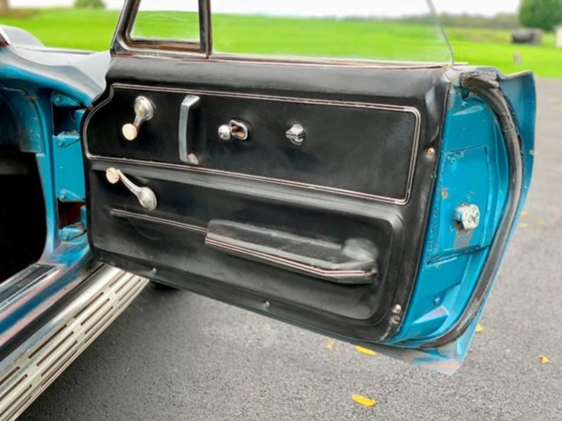 1967 Chevrolet Corvette 85