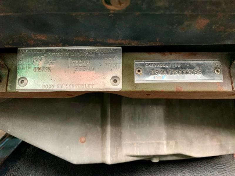 1967 Chevrolet Corvette 95