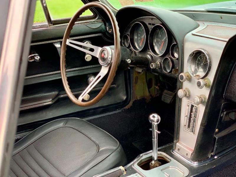 1967 Chevrolet Corvette 84