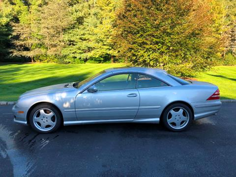 2001 Mercedes-Benz CL-Class for sale in Calverton, NY