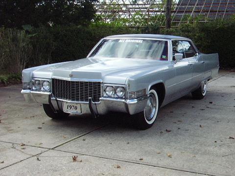 1970 Cadillac Deville For Sale Carsforsale Com