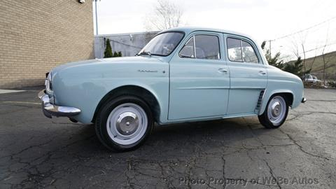 1962 Renault Dauphine for sale in Calverton, NY