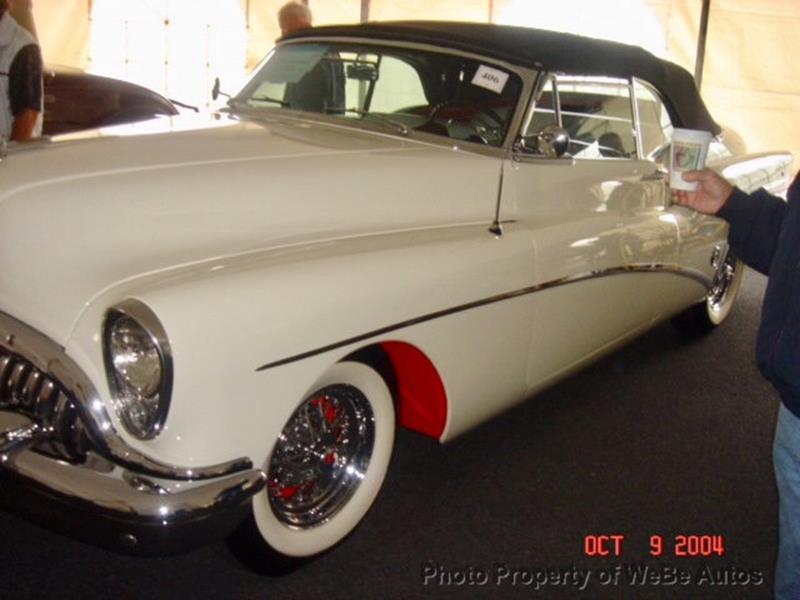 1953 Buick Skylark 6