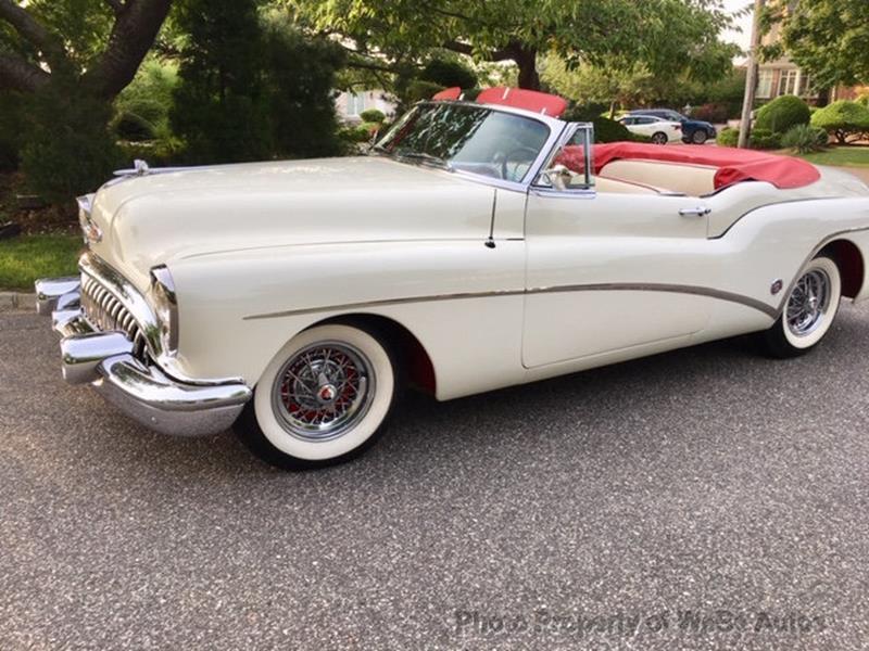 1953 Buick Skylark 1