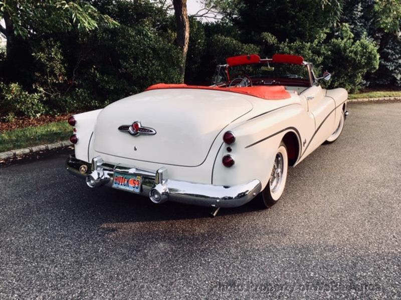 1953 Buick Skylark 9