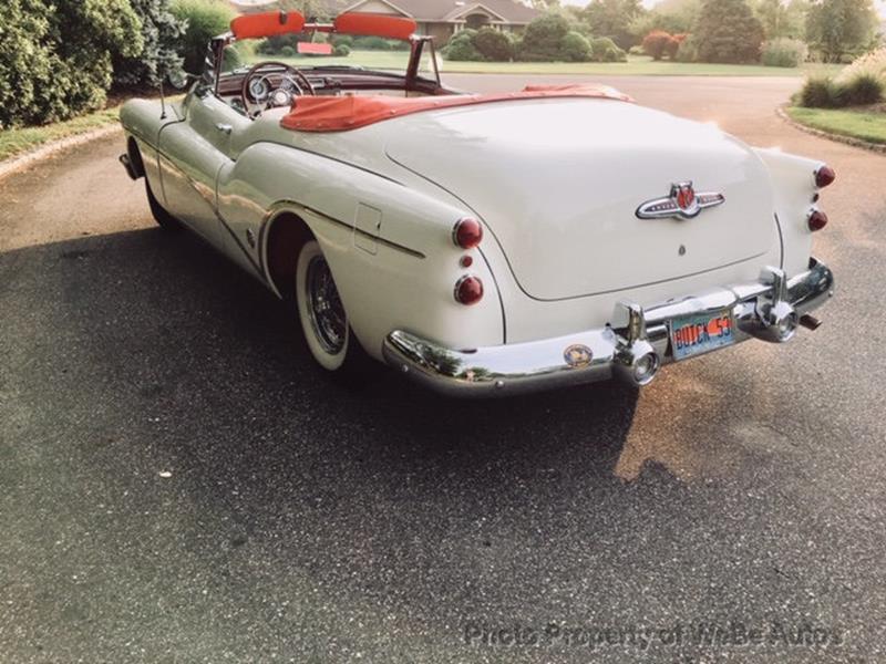 1953 Buick Skylark 10