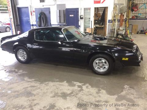 1976 Pontiac Trans Am for sale in Calverton, NY