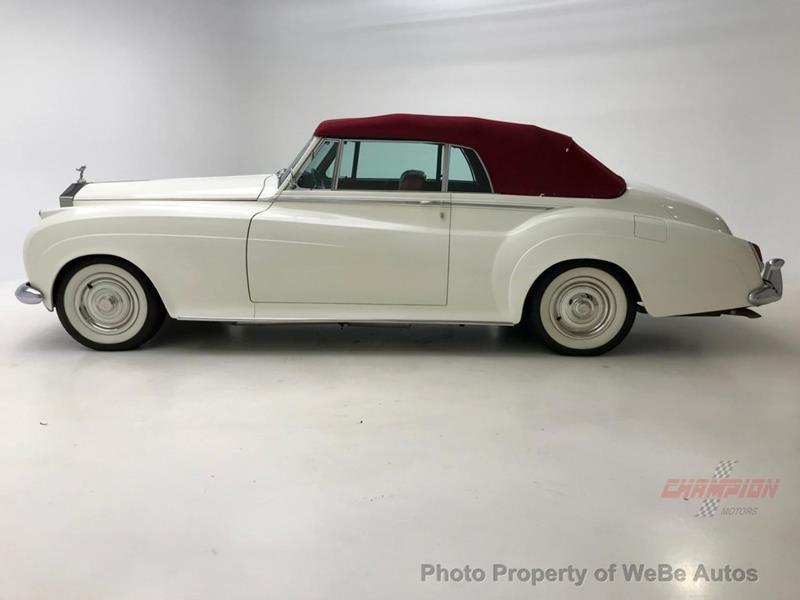 1961 Rolls-Royce Silver Cloud 3 44