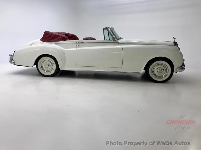 1961 Rolls-Royce Silver Cloud 3 14