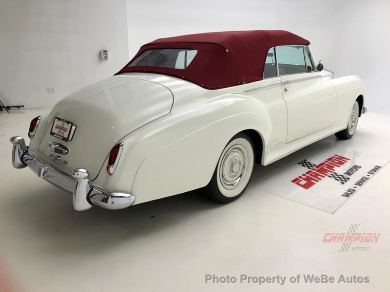 1961 Rolls-Royce Silver Cloud 3 41