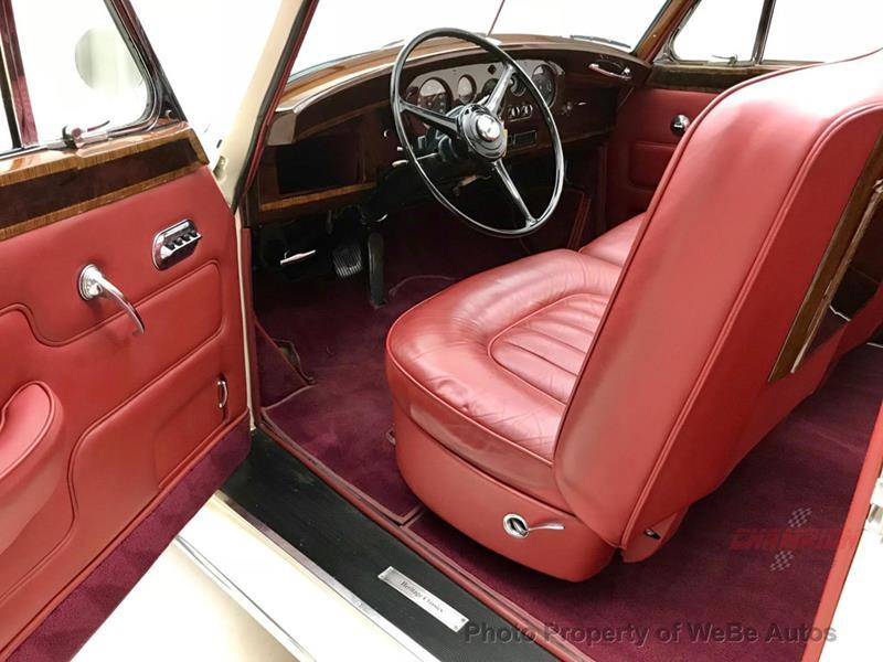 1961 Rolls-Royce Silver Cloud 3 21