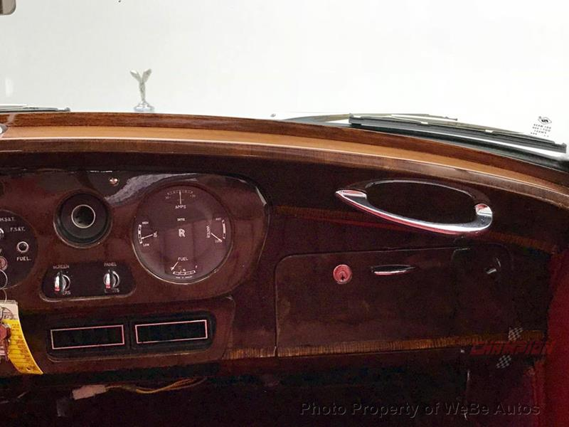 1961 Rolls-Royce Silver Cloud 3 25