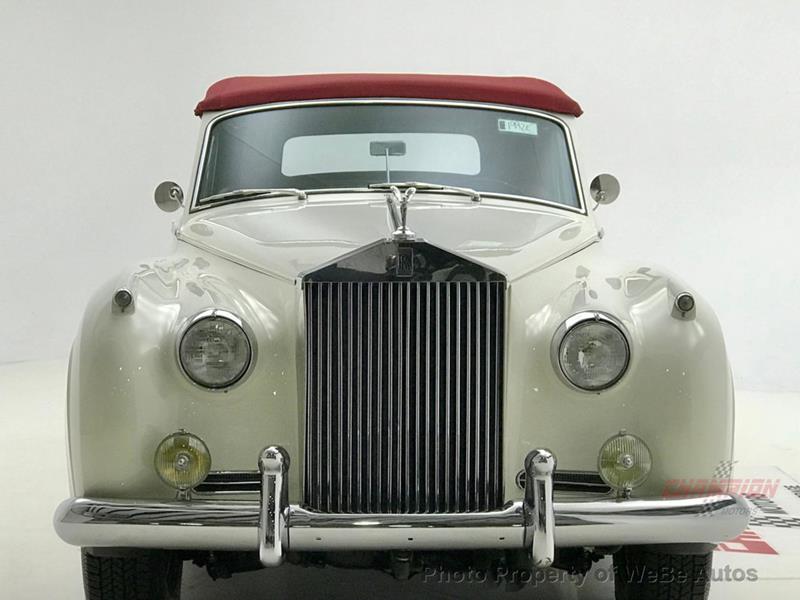 1961 Rolls-Royce Silver Cloud 3 48