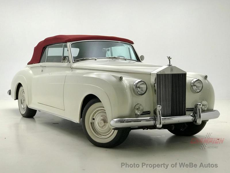 1961 Rolls-Royce Silver Cloud 3 50