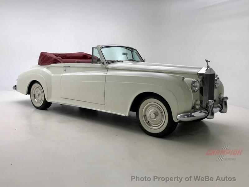 1961 Rolls-Royce Silver Cloud 3 13
