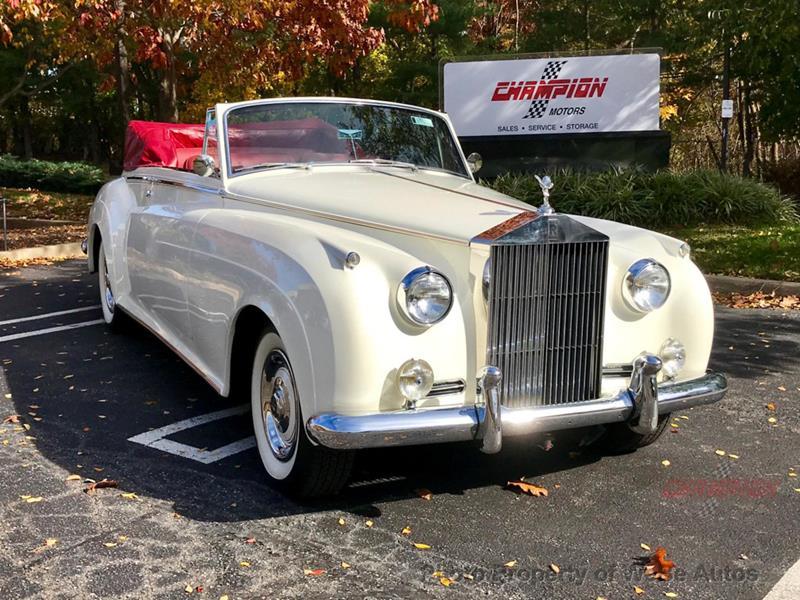 1961 Rolls-Royce Silver Cloud 3 2