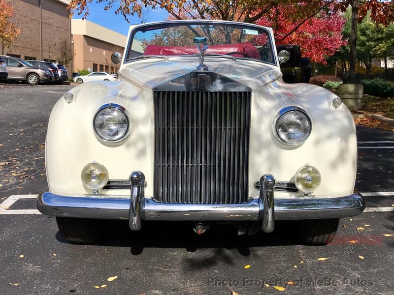 1961 Rolls-Royce Silver Cloud 3 3