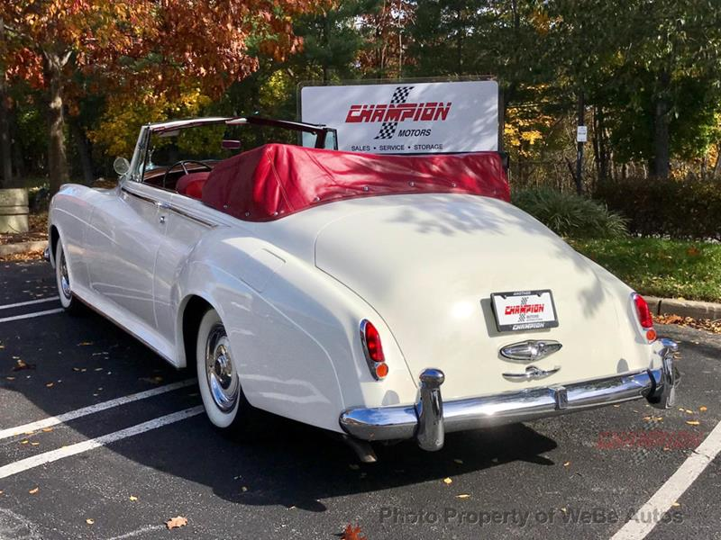 1961 Rolls-Royce Silver Cloud 3 6