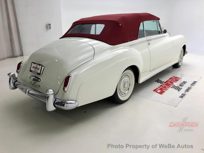 1961 Rolls-Royce Silver Cloud 3 45