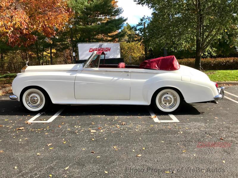 1961 Rolls-Royce Silver Cloud 3 8