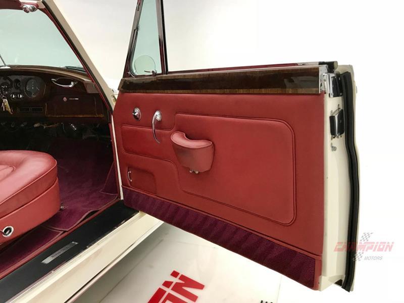 1961 Rolls-Royce Silver Cloud 3 27