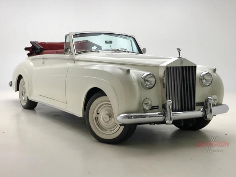 1961 Rolls-Royce Silver Cloud 3 51