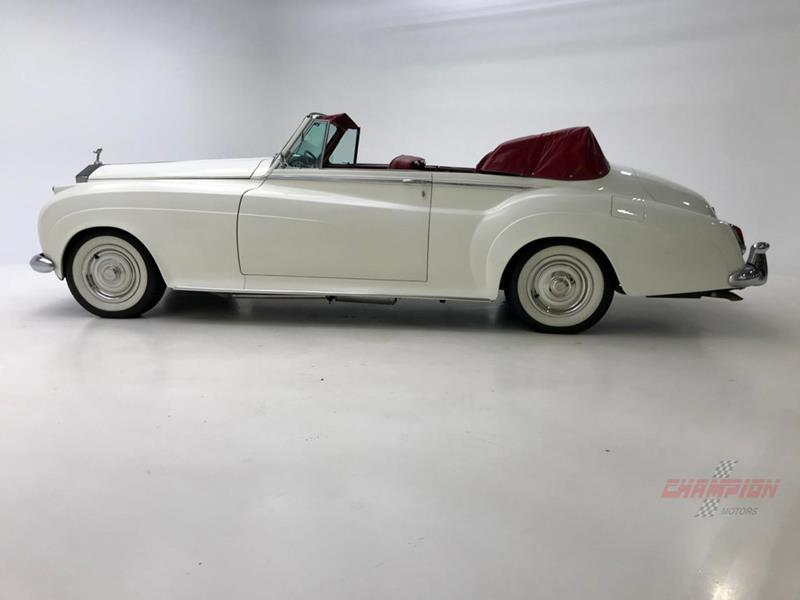 1961 Rolls-Royce Silver Cloud 3 20