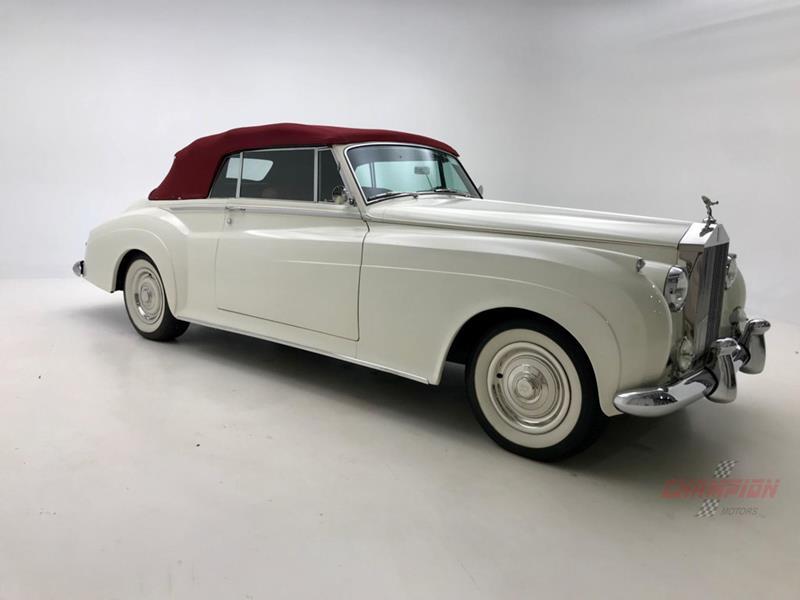 1961 Rolls-Royce Silver Cloud 3 47